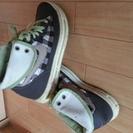 ナイキの靴 24,5cm
