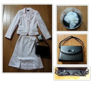入学式スーツ 9号