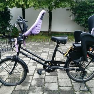 前輪要修理 ノイズバイク noisbike  子ども乗せ 三人乗り