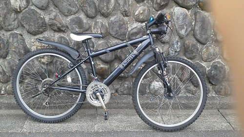 ... 橋本の自転車の中古あげます