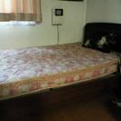 木製ベッドさしあげます