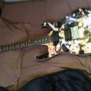 【ペーパーマン】限定ギター