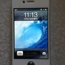 SoftBank  iPhone4s  64GB  White