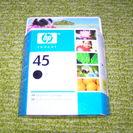 HP純正インク ブラック 51645A 【送料無料】