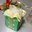 色の力をプレゼント!自分へのクリスマスプレゼントをラッピング