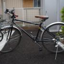 自転車(クロスバイク) 27型 ほぼ新品 5,000円