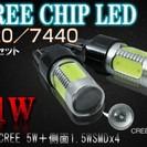 激光!CREE製LED T20(7...