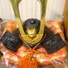 【五月人形 兜(かぶと)飾り】座布団