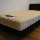 シングルベッド譲ります!