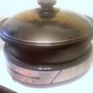 No.16 電気鍋、ホットプレート