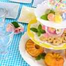 ◆紅茶教室&ティーパーティー~2013年・春摘みダージリンを味わう...