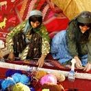 大地の絨毯「ギャッベ・ハネ」 in 仙台