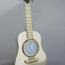ギターのスタンドタイプのミニ時計 送料メール便無料!