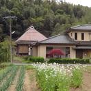 田舎暮らし古屋付き土地