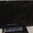 BRAVIA 11年製 22in テレビとリモコン譲ります!