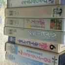 映画 グロ-イング・アップ VHS 全8巻