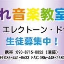 すみれ音楽教室(ピアノ・エレクトーン・ドラム教室)