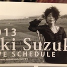 2013  Aki suzuki ...