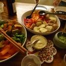 簡単♪カラダにやさしいアユール・ヴェーダ料理とヨガ