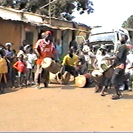 KOBA DONIYAH アフリカンダンスワークショップ9月