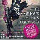 加藤ミリヤ THE NOTORIOUS VENUS TOUR 2013