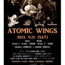 ATOMIC WINGS  LIVE  ~ALL BOOWY~