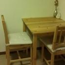 急きょ‼‼‼木製テーブル