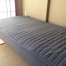 シングルベッド譲ります☆