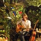 大田区のちっちゃなジャングルでアコースティックギターライブ KAI !!