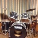 ヤマハのドラム譲ります