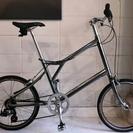 【値下】Small wheel bicycle