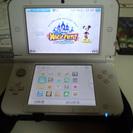 3DS LL 本体(美品) +充電器 +とびだせ動物の森(DL) 他
