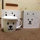 SoftBankのお父さんカップ二つセット