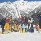 ★京都で18年目 ★サークルskiss ! ●スキー ●スノボ ●...