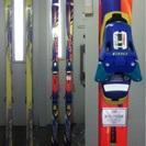 無料 スキー板&ビンディング