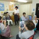 初心者(中高年)のためのiPad体験教室