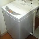【東芝】洗濯機