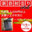 2014新春初売りセール (終了)
