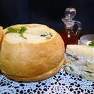 【2/11】ハーブサンドイッチ&ハーブコーディアル作り楽し...