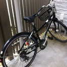 MIYATA ミヤタ自転車 クルーズ・タフ 【黒】