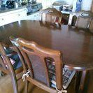 ダイニングテーブル椅子5点セット