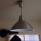 <交渉中です>IKEA 照明2個セット