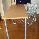 テーブル 新品同様 60cm*150cm
