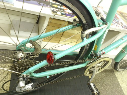 自転車の ビアンキ 自転車 中古 : ... 中古自転車の現代屋) 大岡山の