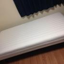 お買い得  定価28000円 無印良品 シングルベッド