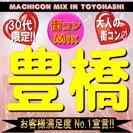 第4回 街コンMix in 豊橋~30代限定コン~ 待望の大人の街...