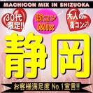 第6回街コンMix in 静岡~30代限定コン~ 待望の大人の街コ...