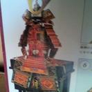五月人形 50万円購入でしました