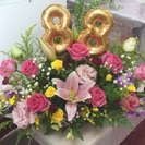 花束、スタンド花、供花、バルーンフラワー、ブーケなどの販売や生花、...