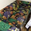 IKEAで購入したソファ